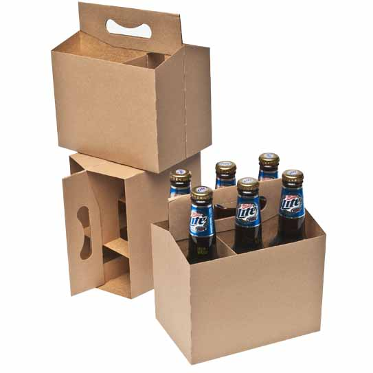 Search results for beer bottle carrier template images for Six pack holder template